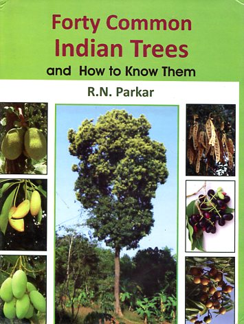 Forty common indian trees