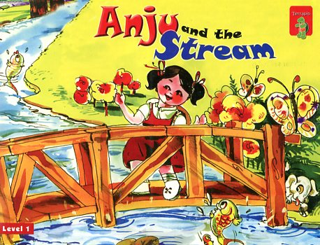 Anju and the stream