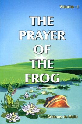 Prayer of the frog i