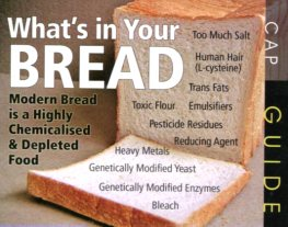 Whats in yr bread