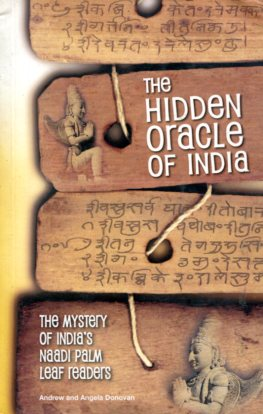 The hidden oracle of india
