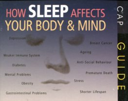 How sleep affects  yr body
