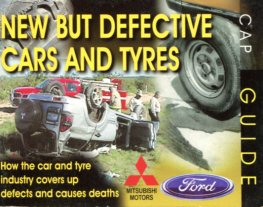 New but defective cars and tyres