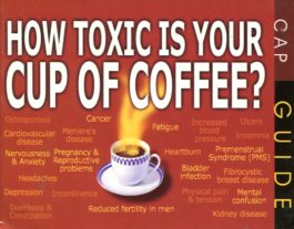 How toxic is your cup of coffee