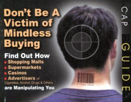 Dont be a victime of mindless buying