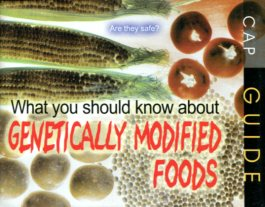 What you should know about genetically modified foods
