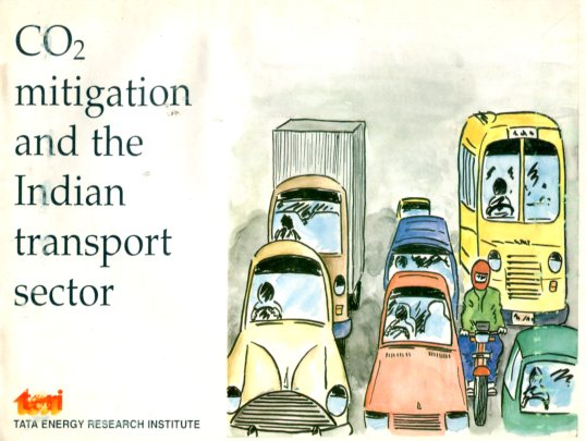 Co2 mitigation and the indian transport sector