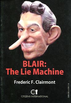Blair the lie machine