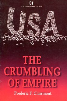 The crumbling of empire
