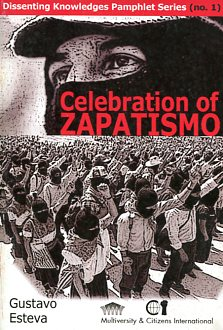 Celebration of zapatismo