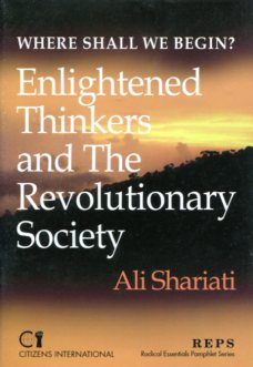 Enlightened thinkers and the revolutionary society