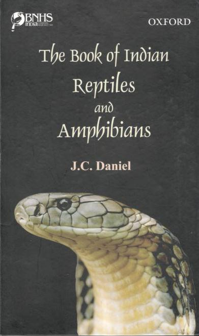 Book of indian reptiles