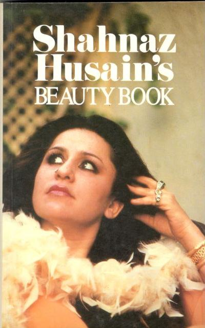 Shahnaz husein beauty book