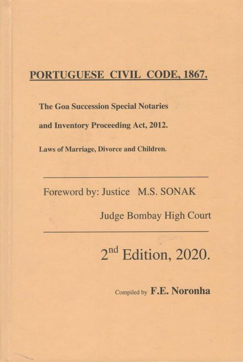 Portugues civil code